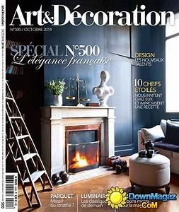Art & Décoration - Octobre 2014 (No 500) » Download PDF
