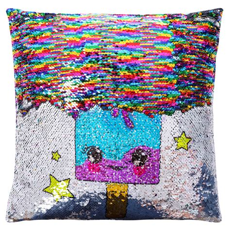 color changing pillow colour changing sequin pillow for girlzone uk
