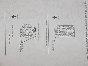 Haynes Manual Firing Order Looks Wrong  Take A Look
