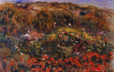 Landscape 8 Pierre Auguste Renoir 1841 1919