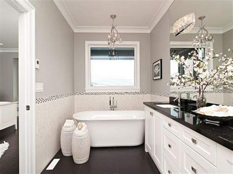 Black Bathroom Countertop, Black And White Quartz