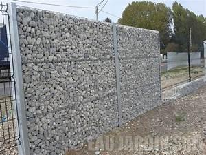 Mur De Soutenement En Gabion : mur en gabion leroy merlin altoservices ~ Melissatoandfro.com Idées de Décoration