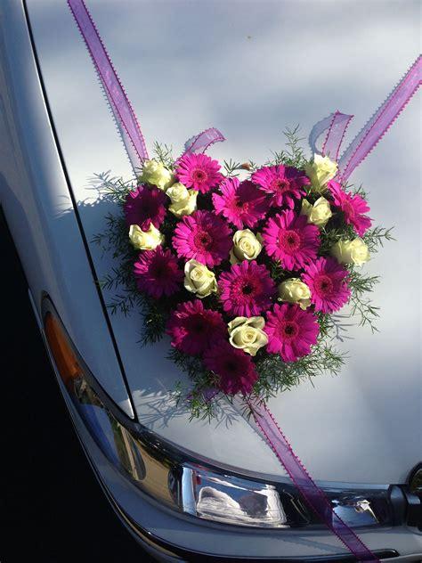pretty  pink  boho limo wedding flowers hochzeiten