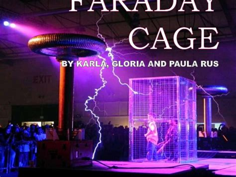 faraday gabbia faraday cage