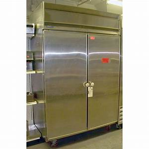 Koch Stainless Steel Solid Two Door Commercial ...