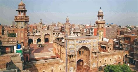 History of Lahore - All About Pakistan