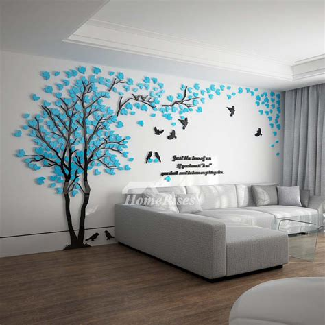 wall decals  bedroom tree decoraive personalised home