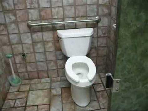 arbys bathroom kohler toilets youtube