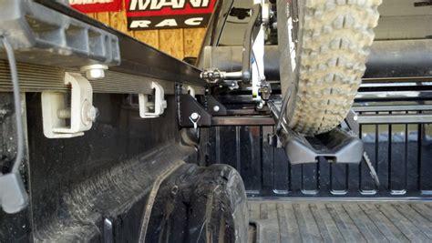 diy  truck bed rack mtbrcom