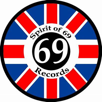 69 Spirit Sticker Records Scooterproducts