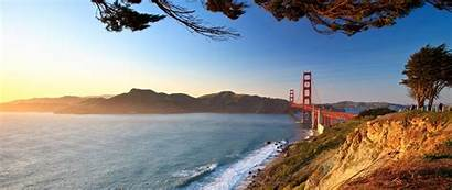 Francisco San Wallpapers Px Gate Bridge Golden