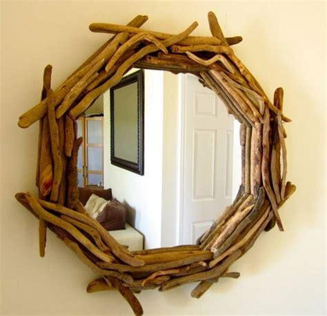 creative diy beach themed bathroom mirrors thatll stun