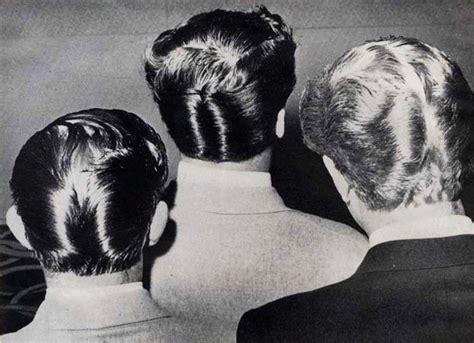 ducktail theatre period hair design research