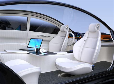 Automotive Interior Design Changes In Autonomous Cars