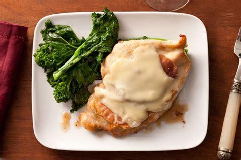 Pollo Alla Valdostana (chicken With Prosciutto And Fontina