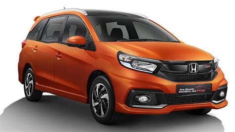honda mobilio facelift launching today  indonesia