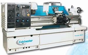 Colchester Centre Lathes