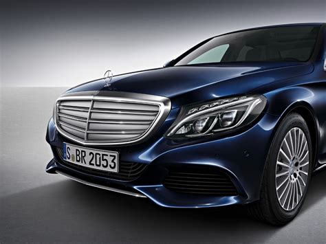 The new c‑class discover a new kind of comfort. 2015 Mercedes-Benz C-Class W205 With Airpanel Looks Like ...
