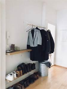 Flur Garderobe Ideen : garderoben ideen so schaffst du stilvoll ordnung ~ Markanthonyermac.com Haus und Dekorationen