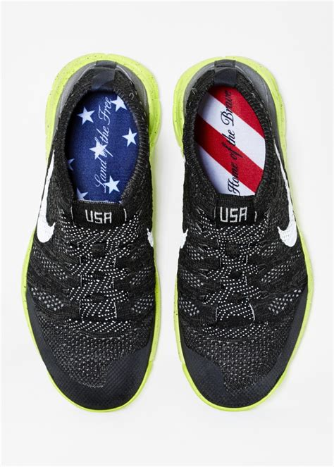 nike team usa winter collection