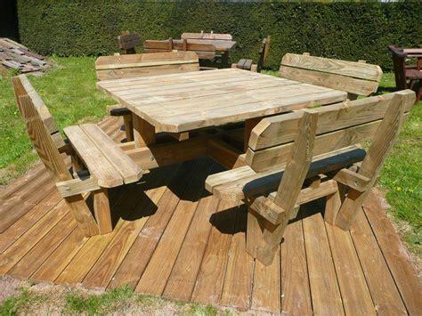 sarl sciebois fabricant de mobiliers d ext 233 rieur en bois tables bancs abribus pergolas