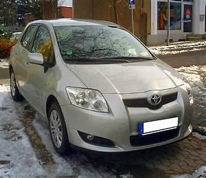 Toyota Auris 2008 : file toyota auris wikimedia commons ~ Medecine-chirurgie-esthetiques.com Avis de Voitures