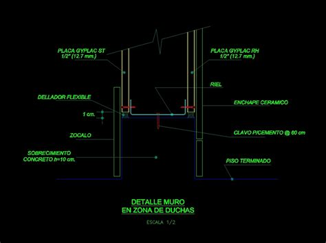 drywall details dwg detail for autocad designs cad