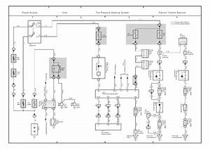 2000 Toyota 4runner Wiring Diagrams