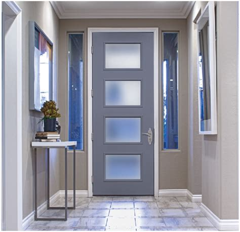 Exterior Door With Window by Modern Exterior Doors Window World Utah