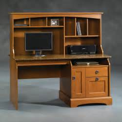 sauder 408951 graham hill computer desk with hutch atg