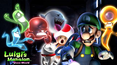 Luigis Mansion And Animal Crossing Top List Of Nintendos