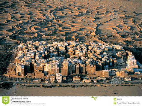 Settlement In The Desert Stock Photo Image Of Hamlet