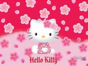 Hello Kitty Image Wallpaper for iPad mini 3 - Cartoons ...