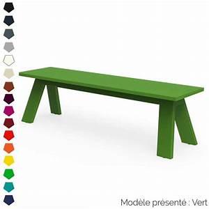 Banc Design Interieur : banc design en m tal personnalisable int rieur et ext rieur ~ Teatrodelosmanantiales.com Idées de Décoration
