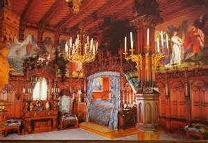 Neuschwanstein Castle King Bedroom