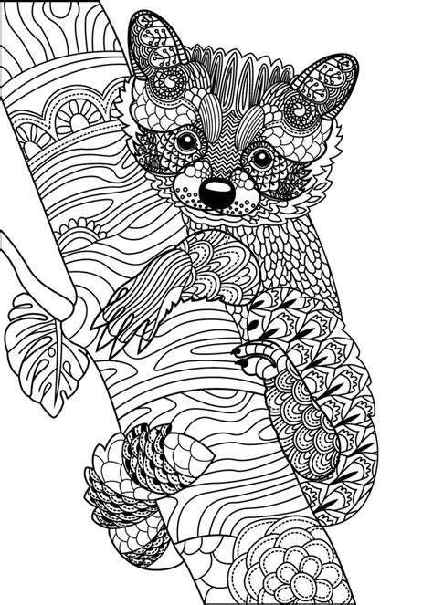 Wild Animals to color Colorish: free coloring app for