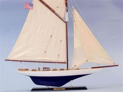 Sailboat Model Kit by Wholesale Defender Limited 25 Inch Wholesale Model