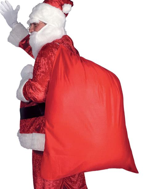 extra large santa sack 61959 accessories for xmas