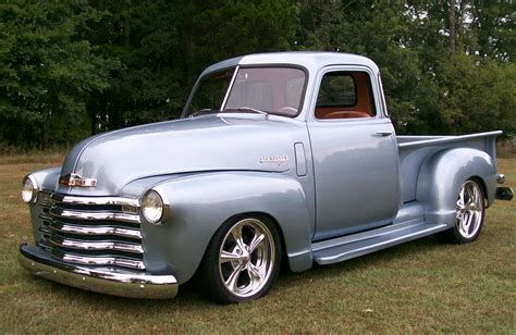 Chevy 1950's Trucks  Goodguys 5th Bridgestone Nashville