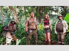 'Jumanji' Release Date Pushed to Christmas 2017, Dwayne