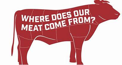 Come Meat Where Does