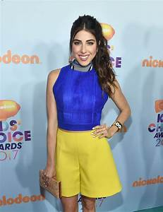 Daniella Monet At Nickelodeon's 2017 Kids' Choice Awards ...