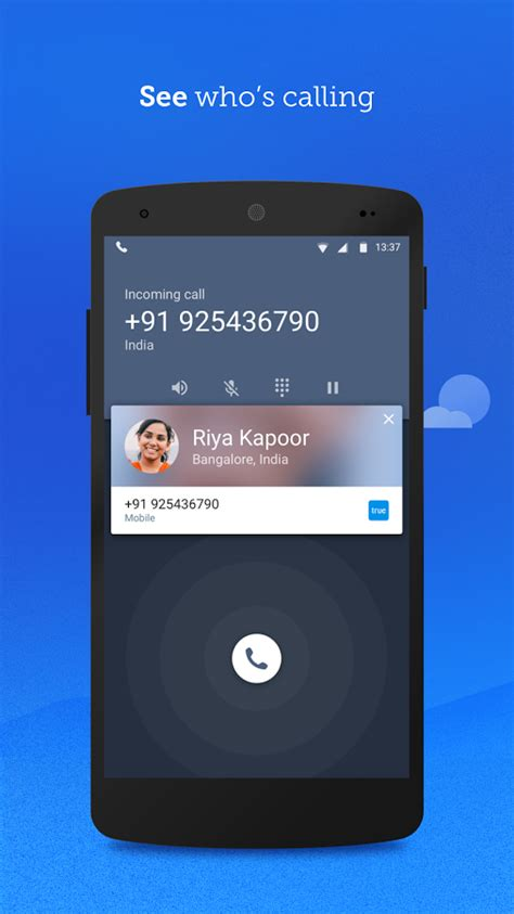 truecaller caller id spam blocking call record for android free and software