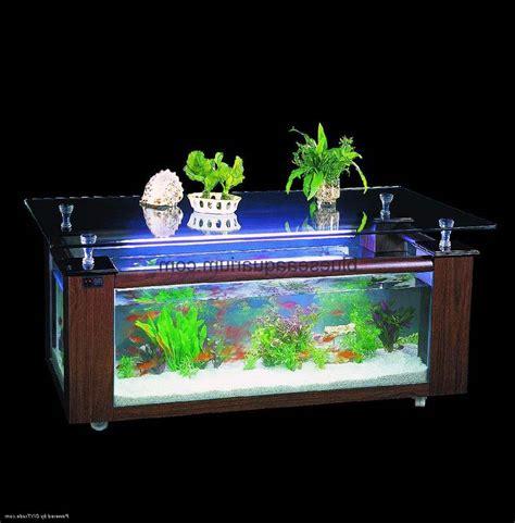 Desain aquarium unik yang cocok untuk dekorasi rumah. 27 Meja Akuarium/Aquarium UNIK dan CANTIK ini Siap Memanjakan Mata Anda | Ndik Home