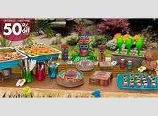 Tiki Party Theme Tiki Party Supplies & Decorations