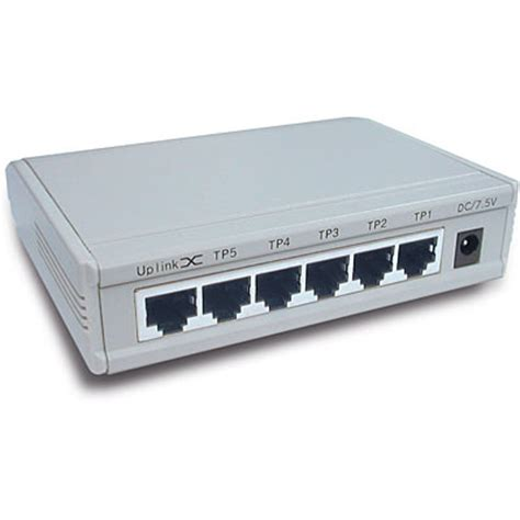 trendnet products te 500 5 port 10base t ethernet hub