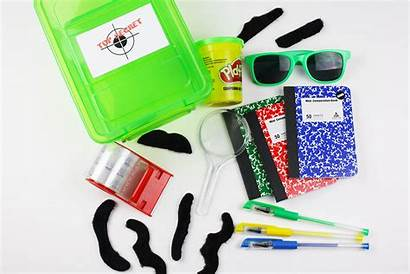 Spy Kit Diy Kits Craft Fingerprint Crafts