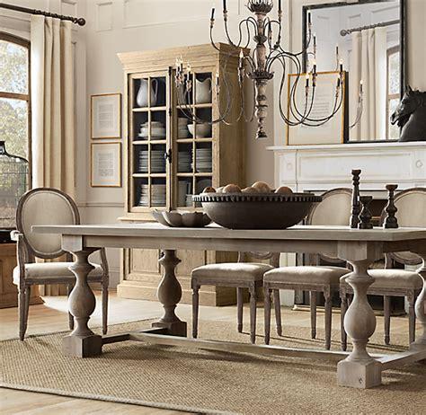 monastery rectangular dining table