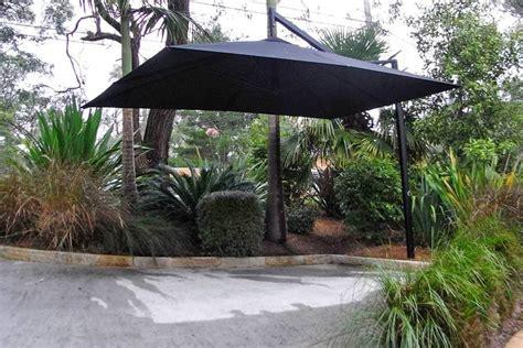 carports umbrella creative canvas shade solutions