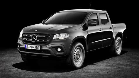 2018 Mercedesbenz Xclass Pricing And Specs Photos